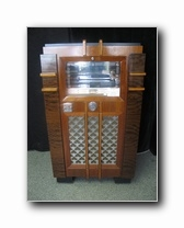 Jukebox Seeburg 1936 12 sélect 78 trs