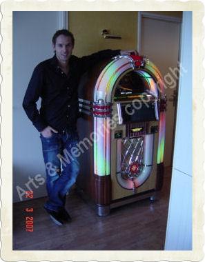 Jukebox france t moignage client mr damien th venot - Damien thevenot ses parents ...