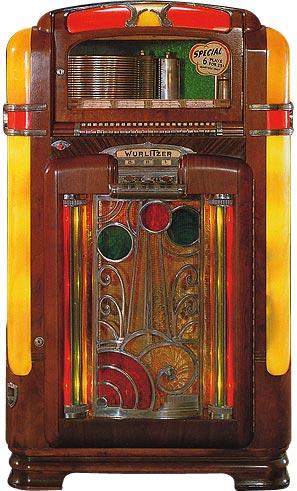 Jukeboxes 36